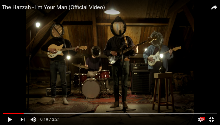 The Hazzah Release New Video for I'm Your Man'