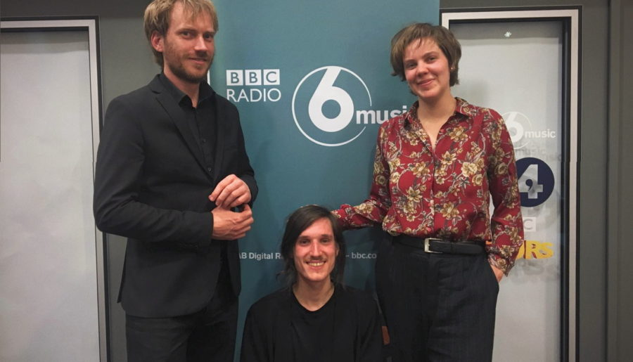 The Visual live on BBC Radio 6 Music